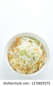 English food, Coleslaw salad