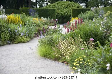 English Garden Border