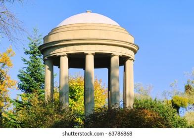 English Grounds of Woerlitz Temple of Venus