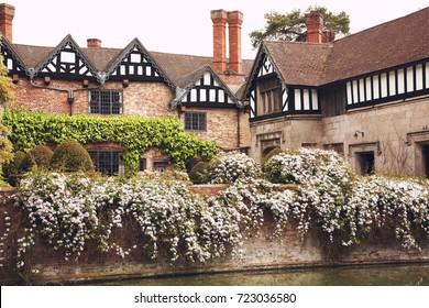 English Moated Manor House - Baddesley Clinton