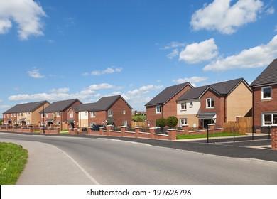 English street view
