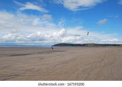 English West Coast Beach