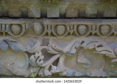Engravings on stone at Aizonai, Anatolia, Turkey