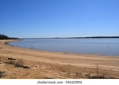 Enid Lake in Mississippi