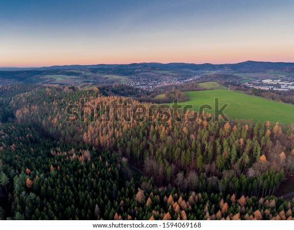Enjoy the beautiful view over the Thuringian Forest - Schmalkalden/Germany