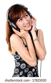 Enjoy listening music