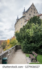 enjoy the old castle of beautiful coburg