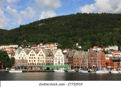enjoy your summer holiday in Bergen city
