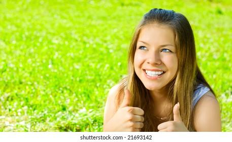 Enjoying the summer smiling 1