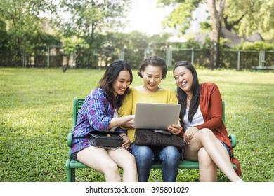 Enjoyment Affection Beautiful Connection Lady Concept