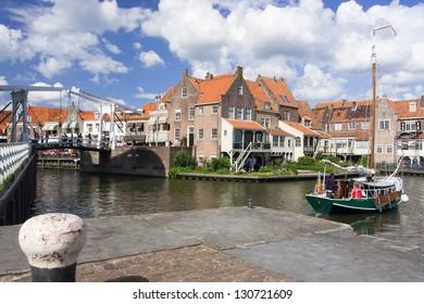 Enkhuizen Holland