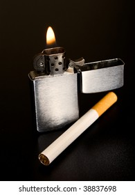 enlighted enlighter with cigarette