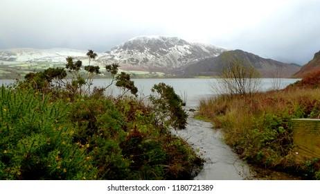 Ennerdale Water, Cumbria in Winter