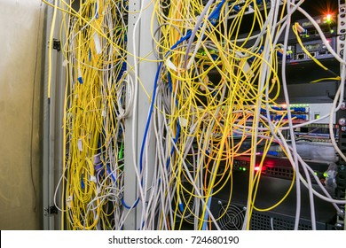 Pleasing Messy Wires Network Images Stock Photos Vectors Shutterstock Wiring 101 Mecadwellnesstrialsorg