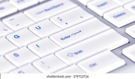 Enter keyboard