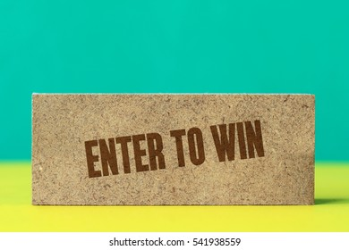 Enter To Win, Business Concept