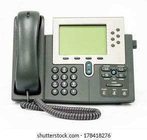 Enterprise IP Telephone and Advance Keypads