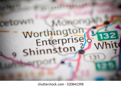 Enterprise. West Virginia. USA