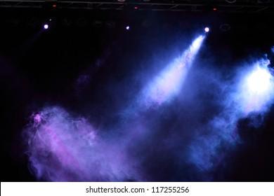 Entertainment concert lighting