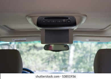 An entertainment system in a hybrid vehicle.