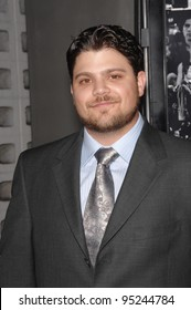 """""""Entourage"""" star Jerry Ferrara at the season premiere of """"Entourage"""" at the Cinerama Dome, Hollywood. April 6, 2007  Los Angeles, CA Picture: Paul Smith / Featureflash"""