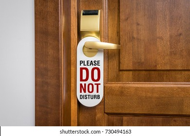 Entrance door of hotel room with sign please do not disturb & Hotel Door Sign Images Stock Photos \u0026 Vectors | Shutterstock