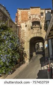 Entrance Gate to Porto Vecchio