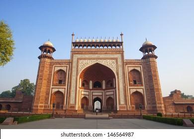 Entrance Hall of Taj Mahal