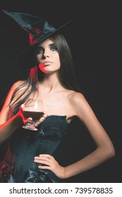 Entrance is limited to nightclub, dress code. Fashion young woman going to Halloween party 2017. Beautiful woman wearing in which halloween costume