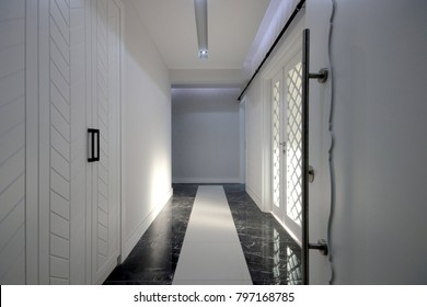 Entrance of New Home