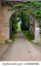 Entrance to the park , Germany