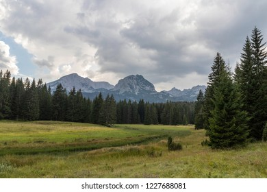 Entrence into Durmitor National Park