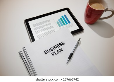 Entrepreneurial business plan preparation.