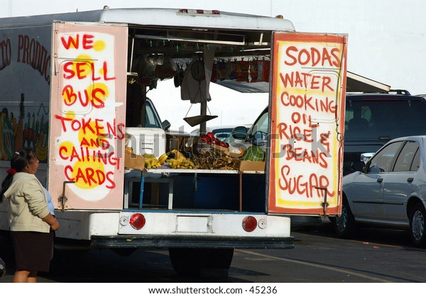 entrepreneur,vendor,seller,produce,dealer,vegetables,food,truck,sign,urban,city