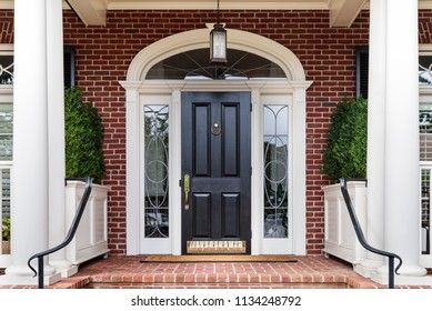 Entry way that is secured