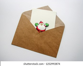 envelope from santa images stock photos vectors shutterstock