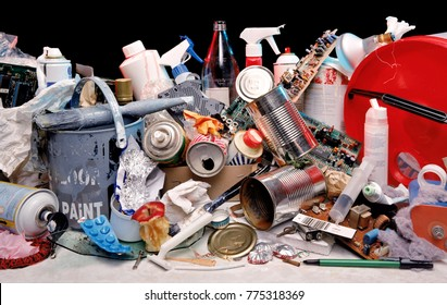 Environmental Issues - Disposal of Household Waste.
