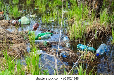 environmental pollution non-biodegradable waste of life people