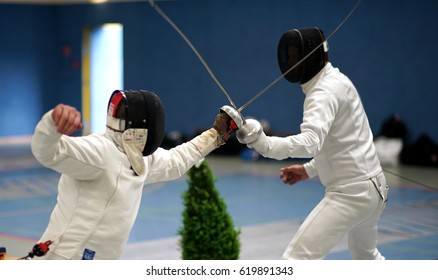 Epee Fencing Tournament