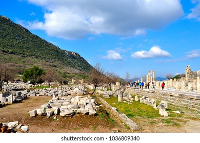 Ephesus was one of the seven churches of Asia that are cited in the Book of Revelation. The city was the site of several fifth century Christian Councils.