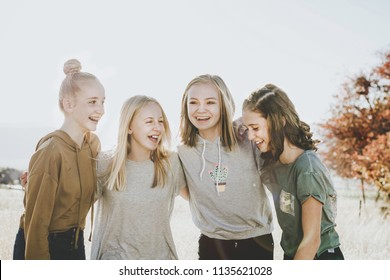 Group Of Young Girls Images, Stock Photos & Vectors | Shutterstock