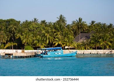 Epic Beach at the maldives