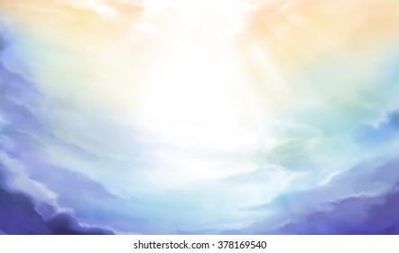 Epic sky#1