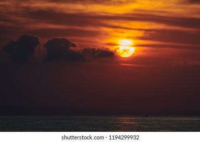 Epic Sunrise at Tragaki village , Zakynthos island