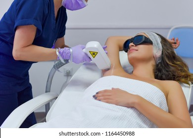 Epilation wiith diod laser