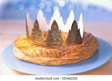 Epiphany cake Religious holiday celebrated on January 6