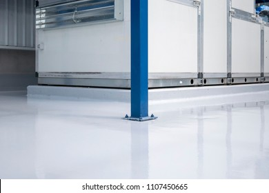 Epoxy floor water proof