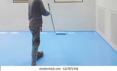 epoxy flooring  for clean room