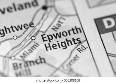 Epworth Heights. Ohio. USA