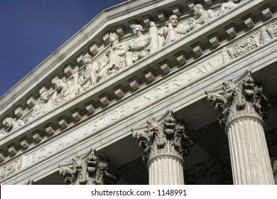 Equal Justice Under Law- supreme court